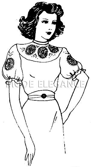Платья из трикотажа, фасоны