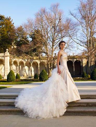 Эксклюзивные платья модных кутюрье Самые красивые наряды и.