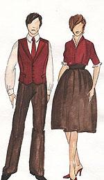 Пошив формы для персонала