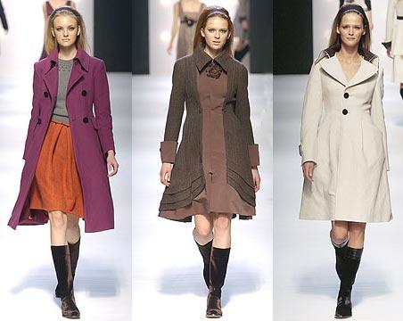 французский стиль в одежде.