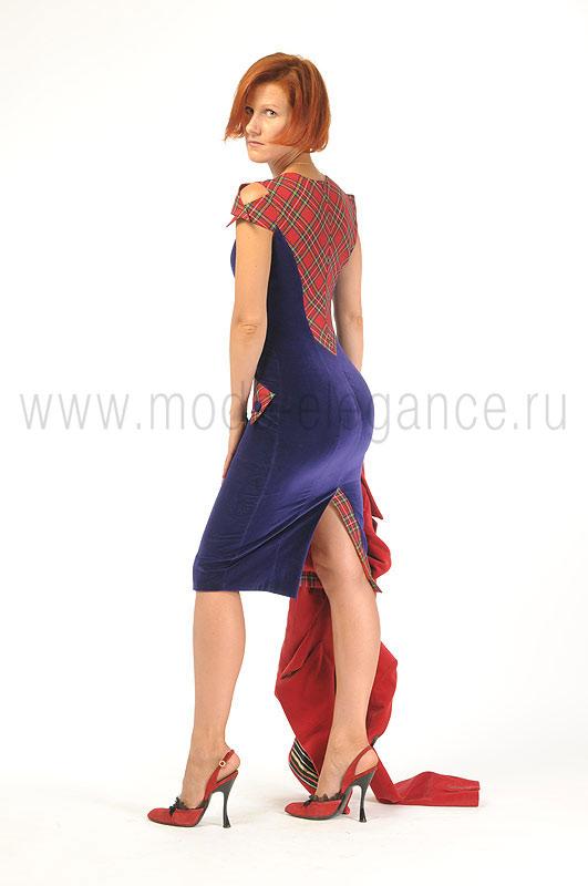 Как пошить платье