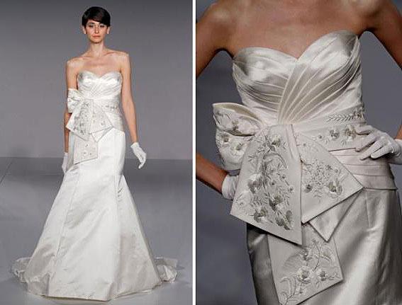 Пошив свадебных платьев москве